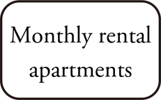 Monthly rental apartments